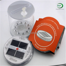2015 newly developed, portable led solar lantern, for camping
