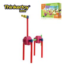 Thinkertoy artesanos universales feliz zoo animal jirafa juguete
