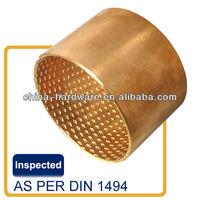 1615 FB090 bronze bush sliding bearing,16x18x15mm bronze bushing
