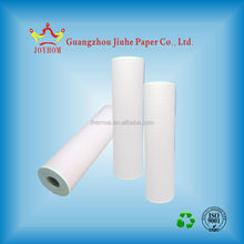 The best selling primary source ecg medical rolling printed paper 50*20m in Guangzhou