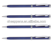 Personalized High Quality Luxury Metal Roller Pen Metal Ball Pen Metal Pen For Promotional