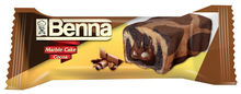 BENNA MOSAIC CAKE WITH COCOA SAUCE