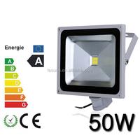 Hotsell 50W LED floodlight with sensor, 50W PIR led reflector