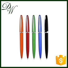 Novelty fashion orange plastic pen ball pen indian, pen bulk buy from china