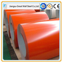 Galvanzied Steel SGCC CG thickness 0.74mm roofing building materials color coated gi gl ppgi ppgl steel coil sheet