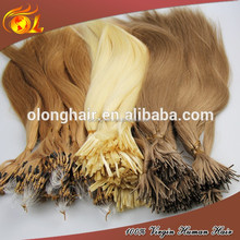 High grade micro ring hair extensions,micro beads weft hair extensions