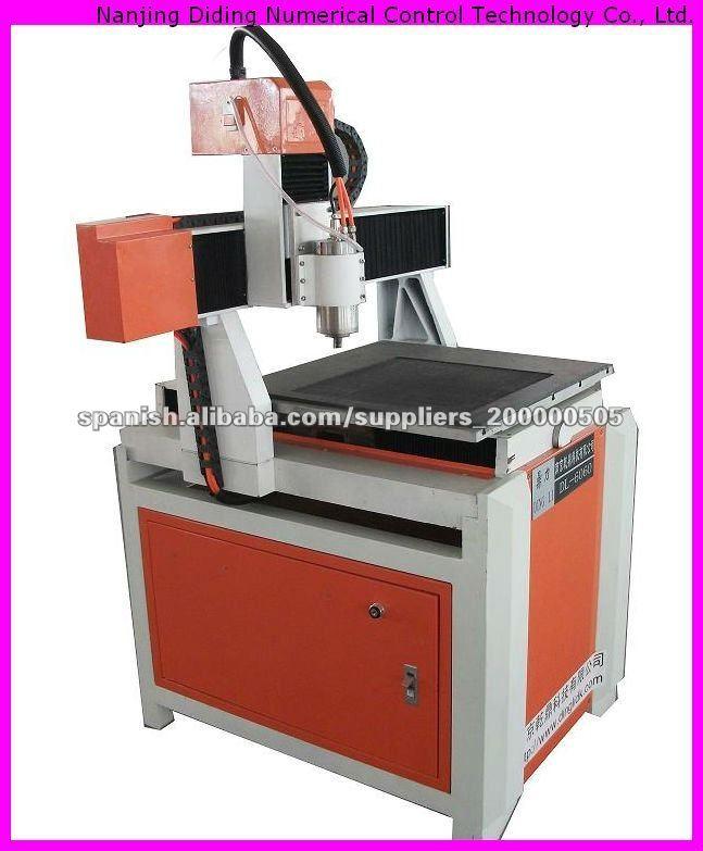 Máquina de grabado del CNC DL-6060