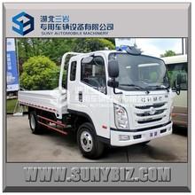 CHMC 115hp Cargo truck 4*2 light truck