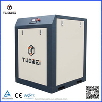 Oil injected Rock drill electric air compressor single phase motor