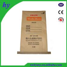 PP kraft paper woven bag plastic 50kg