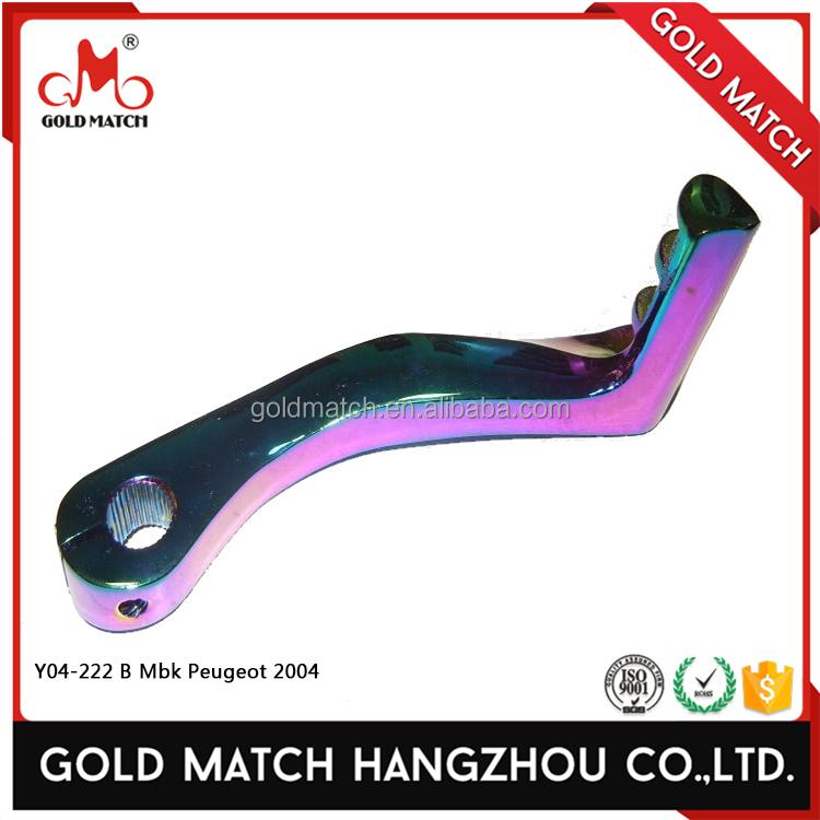 Китайские запчасти для мотоцикла пусковой рычаг для y04-222 b мбк peugeot 2004