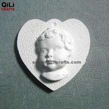 home decoration room fragrance diffuser clay, aroma ceramic