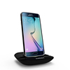 Universal Used for Samsung Galaxy S6/S6 Edge Micro USB 2.0 Desktop Charger Cradle, Docking station, Charging dock