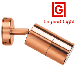 led flexible wall light Solid copper LED wall spot light