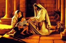diy digital oil painting jesus christ oil paintings on canvas