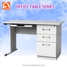 Office use compact computer desk with CE certificate