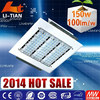 High quality China Manufactory Meanwell driver 150w led recessed canopy light