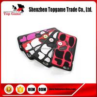 Exclusive air jordan design 3d rubber cell phone case for iphone 6 plus