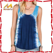 2014 Promotional ladies tank top/wholesale bodybuilding stringer tank top