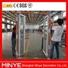 HIGH QUALITY COMMERCIAL GLASS ENTRY DOORS FOR HOUSE