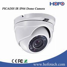 hikvision 720 TVL cctv IR indoor/outdoor dome camera