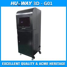 Hueway 3D Printer 200*150*200mm SLA 3d printer 3d jewelry cad models