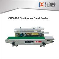 Model CBS-900 Continuous Band Sealer Machine