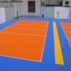 Popular modular tile Suspended Outdoor PP Interlocking Sports floor tiles Basketball Flooring