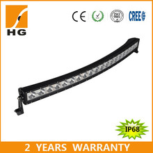 Factory Curved Led Light Bar 14pcs*10W 140W 30 inch Led Light Bar camber Offroad led light bar