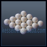 high density activated alumina ball