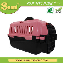 Pet carrier high quality outdoor plastic the dog kennel