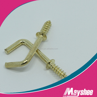 L Type Wood Hook Screw