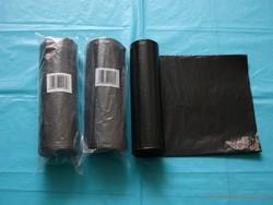 custom printed plastic garbage bags on roll