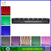 New 8 x 10W 4in1 RGBW Linear Beam rotation bar moving head led