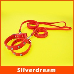 Wholesale Pet Products Low MOQ Small Dog Leashes And Collar