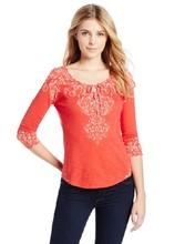 Women's Richmond Motif Tee garment orders