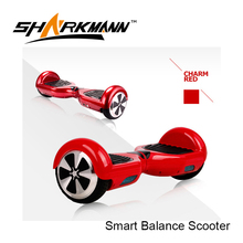 2015 china factory sharkmann brand Bluetooth 2 tire e balance scooter two wheels no minimum order request in stock