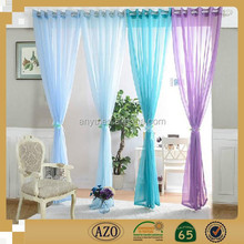 Wholesale Good Quality but Cheap Volie Window Curtain