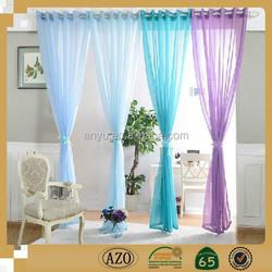 Wholesale Good Quality but Cheap Volie Window Curtain