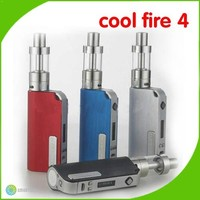 original Innokin newest products 2000mah Box Mod coolfire 4 starter kit with isub G tank in stock now