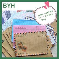 sale promotion Vintage Mini Brown Kraft Paper envelop
