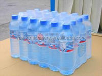 PET/glass bottle water manufacturing equipment