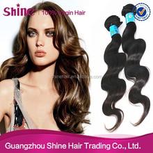Top grade cheap human weaving virgin Malaysian hair extensions