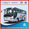 Anyuan 8m 30 lugares ônibus de turismo