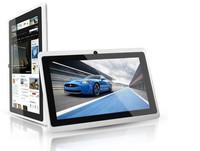 cheap 7 inch allwinner boxchip 2500mah big battery dual camera dual core q88 a23 tablet pc