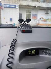 anti radar sticker used for Russian market mainly anti police radar detector