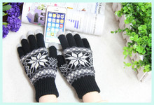 Acrylic+polyester Touch Ability Gloves /buy Cheap Touch Screen Gloves From China