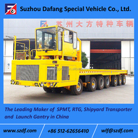 Metallurgical Frame Transporter