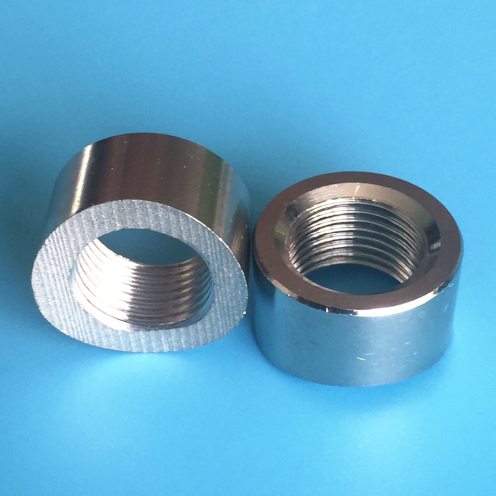 O2 Sensor Exhaust Pipe: Stainless Steel Exhaust Pipe O2 Sensor Weld Bung