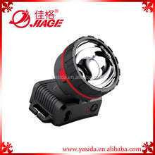 high power super brightness rechargeable Lithium battery LED head lamp